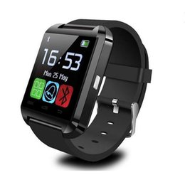 Wholesale USA Bluetooth Smartwatch U8 Watch Smart Watch Wrist Watch for iPhone s Samsung S4 S5 Note Note Android Phone