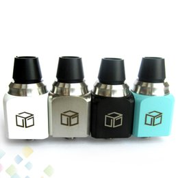 2015 ATTY³ RDA ATTY 3 Atomizer WOTOFO Rebuildable Dripping Atomizers Clone Adjustable Airflow with Wide Bore Drip Tips DHL Free