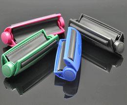 Papiers à cigarettes à vendre en Ligne-Vente en gros 2016 Nouveau Hot Sale plastique tabac Roller machine à cigarettes CIGARETTE ROLLING MACHINE Pour papier de 78mm