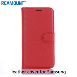 Wholesale For Samsung Galaxy S7 Flip PU Leather Cover Book Design Wallet Pouch Card Holder cell Phone Case For Samsung Galaxy J3