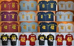 Wholesale 2017 Arizona State Sun Devils College Football Jerseys Pat Tillman Mike Bercovici DJ Foster Will Sutton University Football Jersey