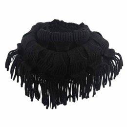 Compra Online Mejores bufandas de moda-Bufanda gruesa del calentador del cuello del infinito de la manera del invierno de las mujeres del reparto al por mayor-Mejor con el envío libre 1pcs