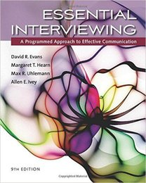 2017 Essential Interviewing A Programmed Approach to Effective Communication 978-1305271500