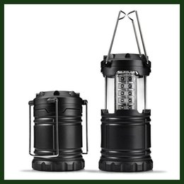 Wholesale New Arrival The Super Bright Collapsible Portable Outdoor Hiking Camping Fishing Hunting LED Lantern with Omni Directional Design