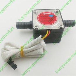 Wholesale OD13mm OF Oval gear flow meter oil flow sensors Hall flowmeter Milk chemicals paint detergent flowmeter OF201