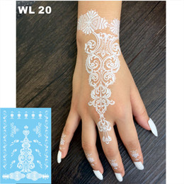 Wholesale WL All New Body Lace Tattoo Hot Sale Waterproof Wedding Tattoo Presented And Produced By Our Store Only