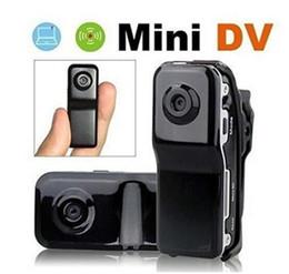 Acheter en ligne Caméscopes mini--Mini Caméscope DVR Caméscope Sport Enregistreur Caméra Espion Espionné Caméra Web Caméra Caméra MD80 Cam Caméra Caméra