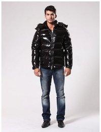 Wholesale Luxury France Brand Mon Anorak Men Winter Jacket Men Winter Jacket High Quality Warm Plus Size Man Down and Parka Anorak Jackets