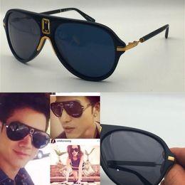 2017 lentes polarizadas Nuevos hombres marca desinger gafas de sol BL4012 retro vintage modelo gafas marco steampunk estilo francia diseñador polarizado lente piloto gafas de sol lentes polarizadas en venta