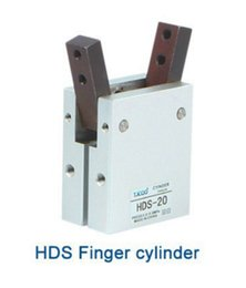 Wholesale Factory supply HDS series Y type air gripper cylinder Pneumatic Finger HDS Finger Type Cylinder Air Gripper