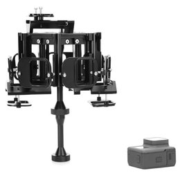 Wholesale China Supplier CNC Macining New Arrival D Mount Cameras Gopro Panoramic Gopro Aluminium Alloy Accessories