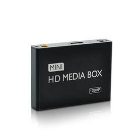 Compra Online El jugador del sd para la televisión-Venta al por mayor HD HD MKV / RM-SD / USB / SDHC / MMC de la caja del jugador de las multimedias de HD HDMI Media Player 1080P Full HD TV
