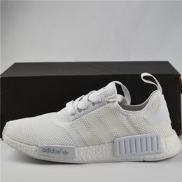 Wholesale NMD R1 Primeknit PK Adidas Originals Cheap Online For Sale Men s Women s Discount NMD Runner Fashion Sport Shoes With Box