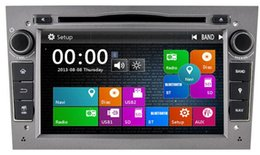 Wholesale 7 Inch Din Car Audio DVD Player With Touch Screen GPS BT Radio Mirror Link For Opel