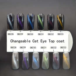 Wholesale High Quality Soak Off Nail Acrylic Primer For Nail Art Gel Lacquer Led UV MONASI Top Cat Eye New Design