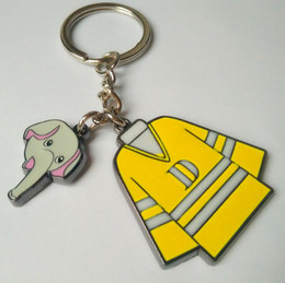 custom metal Keychains ; fashion key accessories ;zinc alloy key rings; elephant key chain cat jewelry Souvenir Gifts