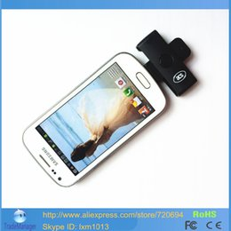 Wholesale Contact Smart Mobile USB Micro OTG Card Reader Writer Programmer ACS ACR38U ND With SDK Kit Sle4442 Cards