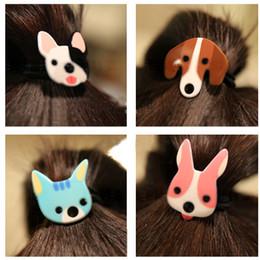Cat dog cute cartoon animal rubber FS00119 ring