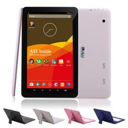 2017 tablettes quad core Stocks américains! IRULU 10.1