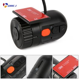 Wholesale Novatek P HD S Video Bullet Camcorder Detector high definition wide angle lens V Car DVR Cam recorder G sensor