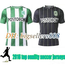 Wholesale New Colombia AtlEtico Nacional jerseys Home AWAY AtlEtico Nacional shirts Thai quality shirt
