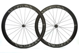 Wholesale Velosa Full carbon road bike wheel mm clincher tubular classic mm width C road bike carbon wheel