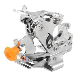 Wholesale New Useful pc Free Adaptation Ruffler Presser Foot Feet Low Shank Sewing Machine Singer Kenmore Juki