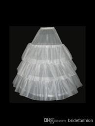 Free Shipping Wedding Flower Girl Dress Petticoat Slip Underskirt Crinoline