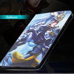 Promotion mélanger le cas de la mode Étuis en cuir de nouvelle impression de couleur élégante de mode pour l'iPad mini 1 2 3 4 iPad air 1 2 Pro 9.7 Élégant ultra mince Kickstand pare-chocs pare-chocs