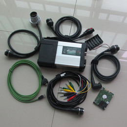 Wholesale MB Star Diagnostic Tool SD C5 Connect Compact with hdd v the newest work with mb star c5 multiplexer