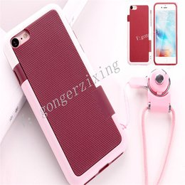 Wholesale IPhone7 Iphone7 Plus Collision Color Cell Phone Shell Protection Casesilicone Sets Cover Four Corners Earthquake Resistant Anti skid