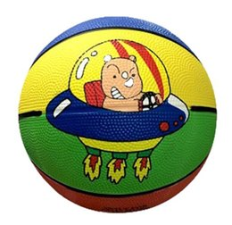 Kingdergarden Student Basketball Kindergarten Learning Practice Basket Ball Rubbe Sports basketball