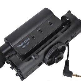 TAKSTAR SGC-598 Microphone PRO Shotgun DV Enregistrement vidéo Interviews microfon pour appareil photo Cann Nikn Tout DSLR DV Caméscope à partir de dslr video pro fabricateur