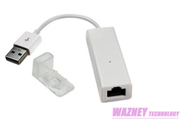 Wholesale 50pcs usb to RJ45 mps WiFi Adapter Portable Wireless Experess AP Router RJ45 Wireless Ethernet Adapter for Apple laptop PC