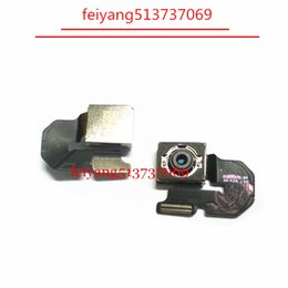 10pcs Original Repair Parts Rear Back Camera Lens Flex Cable Module for iPhone 6 plus 5.5''