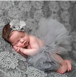 Cute baby accesorios de fotografía en venta-Fotografía recién nacido Traje de traje infantil Princesa linda hecho a mano Crochet Flower Cap Vestido de niña de verano
