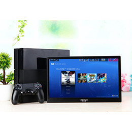 11.6 inch Full HD IPS Portable Gaming Monitor for PS4 with HDMI inputs Ultra Slim 350 cd m2 Brightness