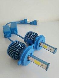 Auto car led headlight Car accessary S6 25W 2200LM 6000K Automobile LED Headlight H1 H3 H4 H7 H8 H11 H16 9005 9006