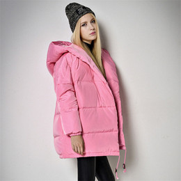 Pink long coat duck down winter UK | Free UK Delivery on Pink Long ...