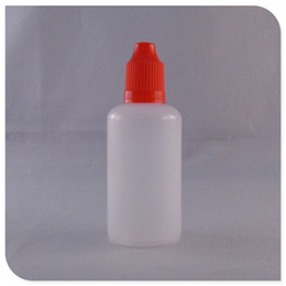E-Liquid Bottle Wholesale 50ml Clear PE bottle, 50ml Plastic Bottles With Childproof Cap, Eye Dropper Bottle Cosmetic E Cig E Liquid