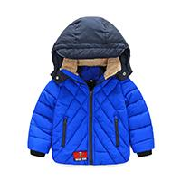 Boys&girls winter Jackets 2016 New Sport Jacket Kids Coat Active Hooded High Quality 4-7Years 90% duck down jacket