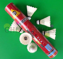6tubes high quality hangyu badminton shuttlecocks durable NO.5 shuttlecock badminton ball durable
