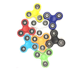 2017 New EDC Fidget Spinner toy finger spinner toy Hand spinner HandSpinner EDC Toy For Decompression Anxiety Toys