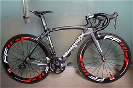 Wholesale Factory sale Good quality Bianchi XR road bicycle with groupset carbon road frame FFWD F6R mm carbon wheels