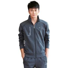 Services de l'équipe en Ligne-Vente en gros- Livraison gratuite 2016 Printemps Sportswear Costumes Cass Service équipe Wear Long Sleeved Sweater Slim Suit au printemps DL 104