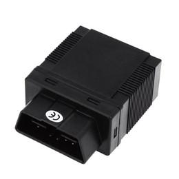 Nuevo producto OBD Auto Car GPS Tracker vehículo de seguimiento de dispositivo GPS Ubicación exacta Seguimiento en tiempo real Anti-robo Resistente al agua desde dispositivos anti-robo de coches fabricantes