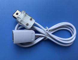 Descuento extensión del controlador 1.8M mientras que el cable de extensión para el regulador de Wii U de Wii