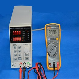 Wholesale High Precision Adjustable Digital DC Power Supply mA V A for Scientific Research Service Laboratory