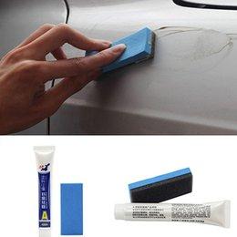 Pâte voiture polish en Ligne-Vente en gros-Car Polissage Pâte forte décontamination Scratch Repair Removal Abrasifs
