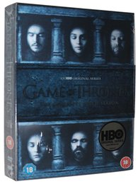 Wholesale 1 Game of Thrones Season Six Disc Set Uk Version Region Boxset New